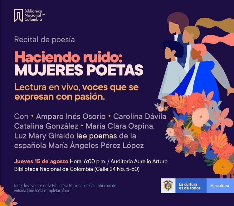 Recital de poesía:
