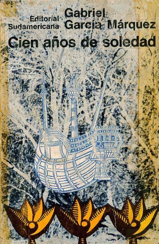 Resultado de imagen de cien años de soledad 1967