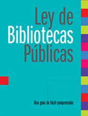 Ley de Bibliotecas Públicas 1379 de 2010
