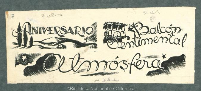 Taller de caligrafía, las letras de la Biblioteca Nacional