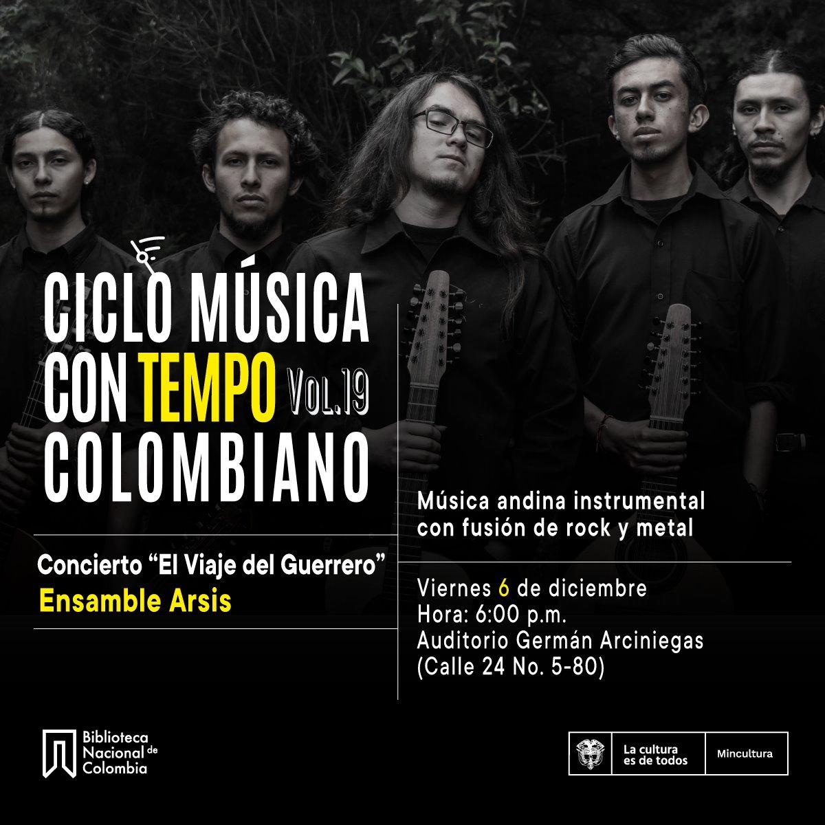 Música con Tempo: Ensamble Arsis en concierto