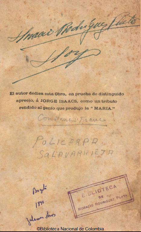 Policarpa Salavarrieta: novela histórica