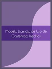 Modelo Licencia de uso de Contenidos Inéditos