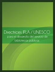 Directrices IFLA - Unesco