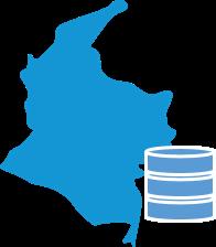 Base de datos por región